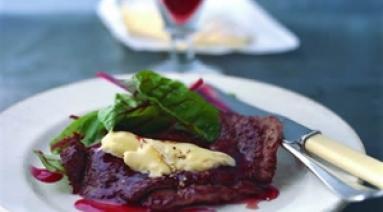 Minute Venison Steaks